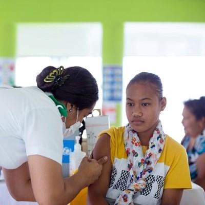 Samoa law embeds compulsory measles shots