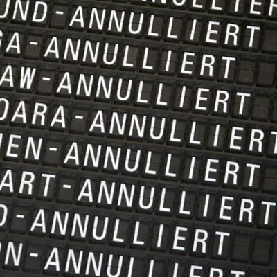 German cabin crew kick off 'massive' Lufthansa strike