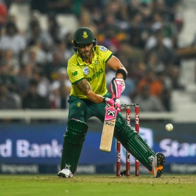 Du Plessis back for South Africa's tour to India