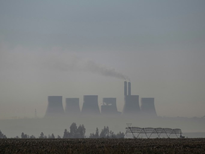 Storm over South Africa's carbon tax