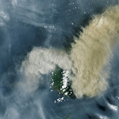 UN warns that impact of Caribbean volcano could affect other islands