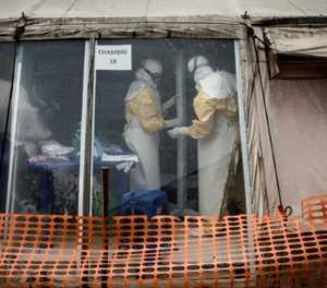 UN names Ebola czar for DRC outbreak