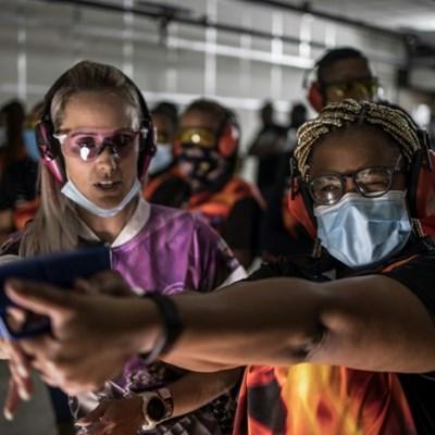 S.African women turn to guns to fight rape, murder scourge