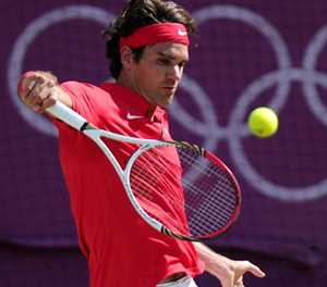 Olympic gold lures Federer to Tokyo Games