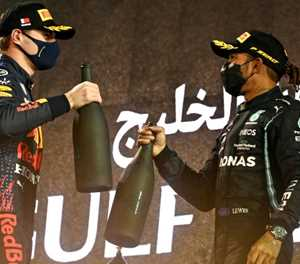Marko praises Hamilton's race-craft after epic Bahrain triumph