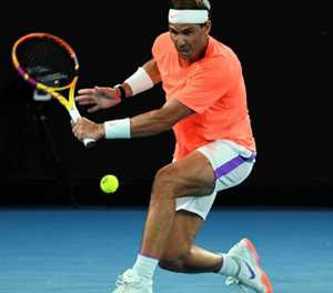 Relaxed Nadal 'ready' for Monte Carlo return
