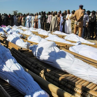 Northeast Nigeria massacre claimed at least 110 lives: UN