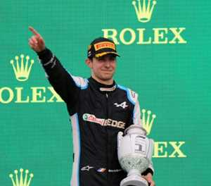 Ocon wins chaotic Hungarian GP, Hamilton takes championship lead