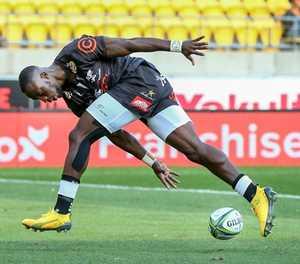 Sharks pick nine black starters for South African Super Rugby