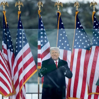 Democrats forge ahead to impeach Trump, again