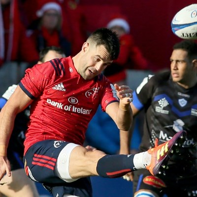 Crushing wins for Munster and Saracens in Champions Cup