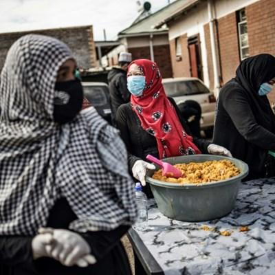 Coronavirus graft scandals shake South Africa's president