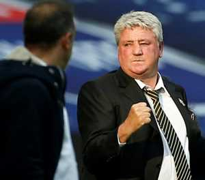 Steve Bruce named Newcastle United head coach: club