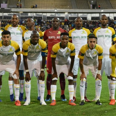 Superb Mweene save enables Sundowns to join Pirates at top