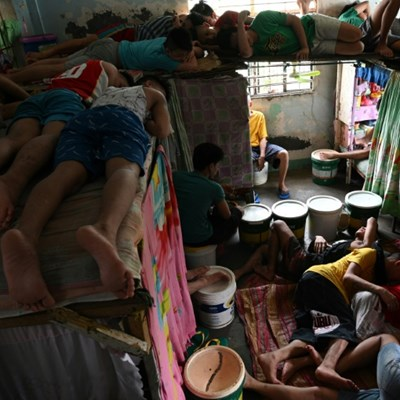 'Worse than prison': Abuses in Philippine youth homes