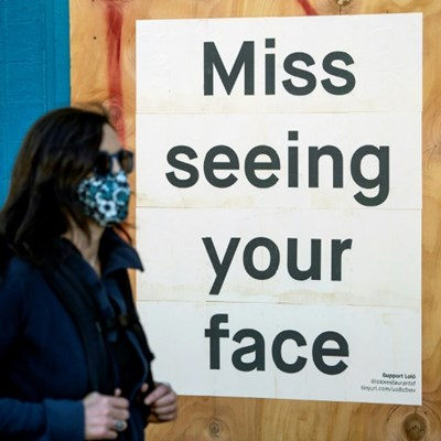 California restaurant accused of turning away patrons wearing masks