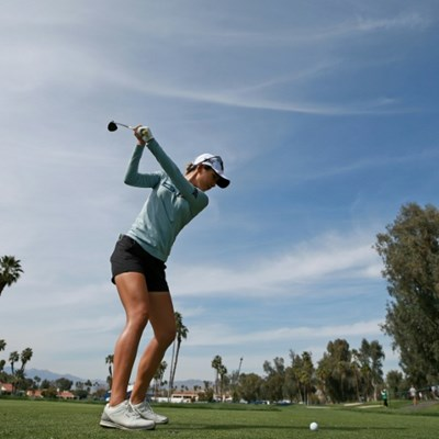 Players brace for 'sizzling' desert heat at ANA Inspiration