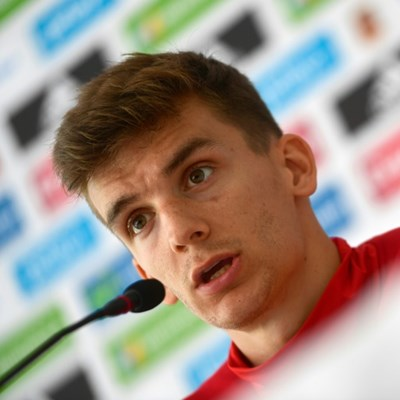 Spain's Diego Llorente tests negative days after positive Covid test