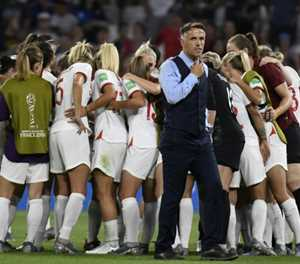 'We'll get there' - England's women look to future after latest near miss