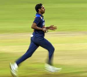 Kumar stars as India thrash Sri Lanka in 1st T20 after Covid-19 scare