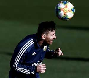 Messi to start Venezuela friendly on Argentina return