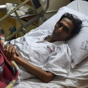 Pakistan hockey hero seeks heart transplant in India