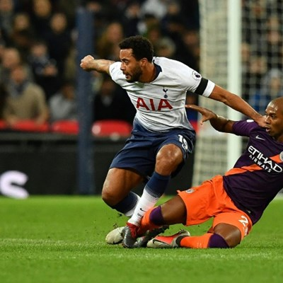 Ankle injury rules out Spurs' Dembele till 2019