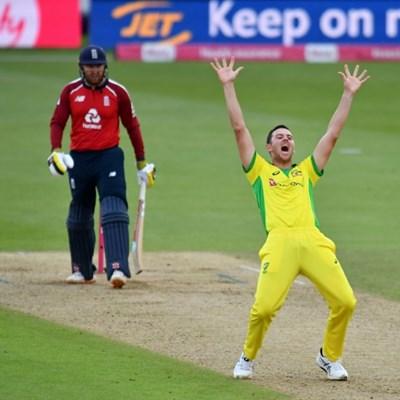 Australia's Hazlewood looks to take T20 momentum into England ODIs
