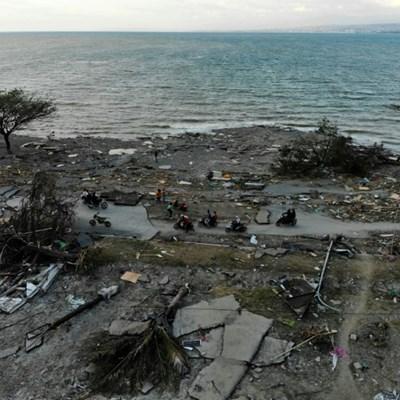 """Indonesia tsunami worsened by shape of Palu bay"""