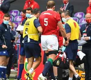 Fit Alun Wyn Jones to join Lions tour in South Africa