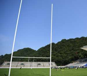 World Cup brings hope to Japan's tsunami-hit 'rugby town'