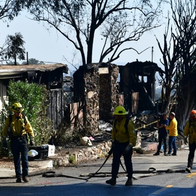 California braces for powerful winds that could feed fires