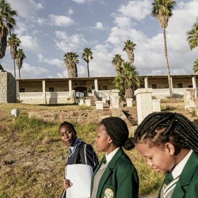 Namibians slam 'disrespectful' deal over German genocide