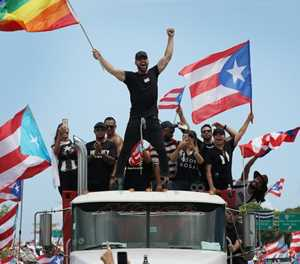 Puerto Ricans launch massive protest against governor