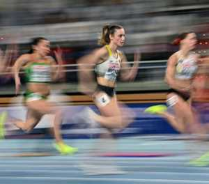 Women are making the running at World Athletics