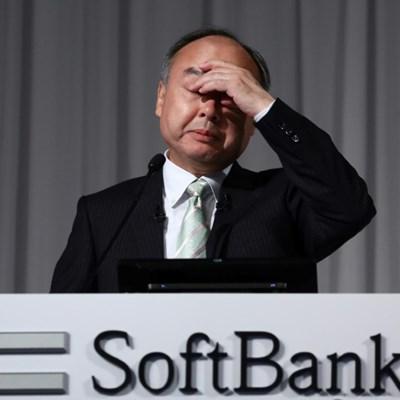 SoftBank Group forecasts $7-bn full-year net loss