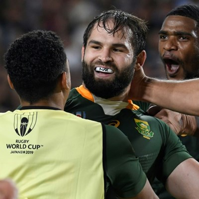 Reinach eyes Springboks nine shirt with Pollard partnership at Montpellier