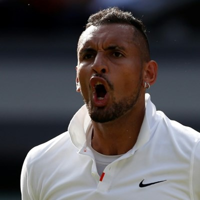 'Embarrassment' Kyrgios hits new low, say Aussie media