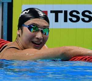 Japan Olympic swim hope Ikee diagnosed with leukaemia