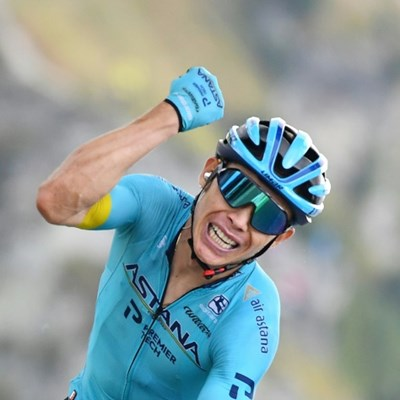 Roglic glimpses Tour de France triumph from Alpine peaks