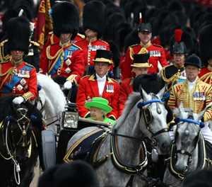 'Must do more': British royals reveal staff diversity data