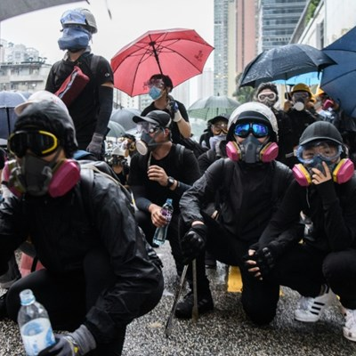 Five years on, Hong Kong's 'Umbrella' generation has sharp edge