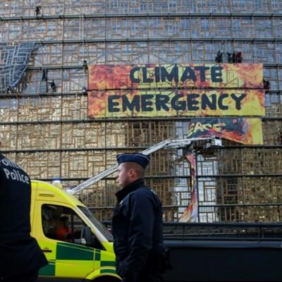 EU leaders braced for climate clash