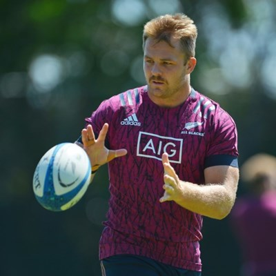 All Blacks skipper Sam Cane out for up to six months