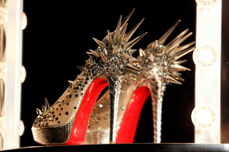 8bf881ade33 Louboutin wins EU court battle over red-soled shoes