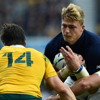 Scotland star Denton forced to retire due to concussion