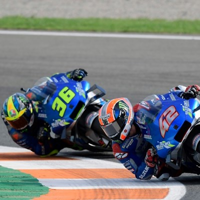 Suzuki commits to MotoGP until 2026