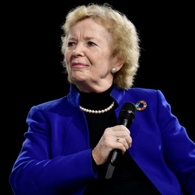 Mary Robinson to lead probe into African Development Bank chief