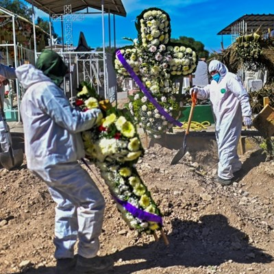 Mexico's post-holiday Covid surge brings remorse, recriminations