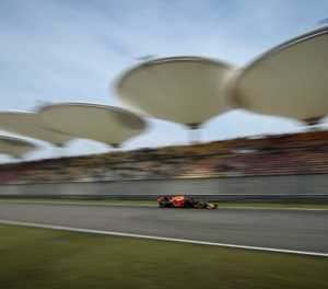 Formula One wants two races in Shanghai: city sports boss